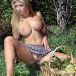 fille nue en live